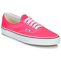 鞋子 女士 球鞋基本款 Vans 范斯 ERA NEON 玫瑰色