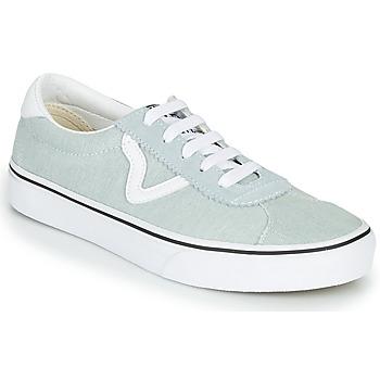 鞋子 女士 球鞋基本款 Vans 范斯 VANS SPORT 蓝色