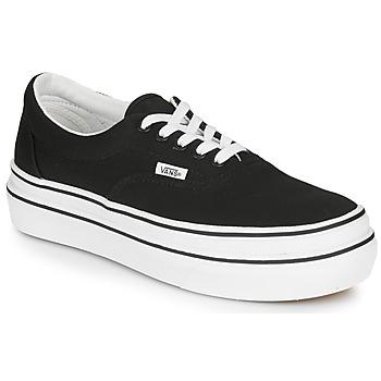 鞋子 女士 球鞋基本款 Vans 范斯 Super ComfyCush Era 黑色