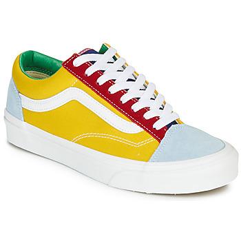 鞋子 球鞋基本款 Vans 范斯 STYLE 36 多彩