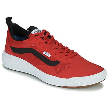 鞋子 男士 球鞋基本款 Vans 范斯 ULTRARANGE EXO 红色