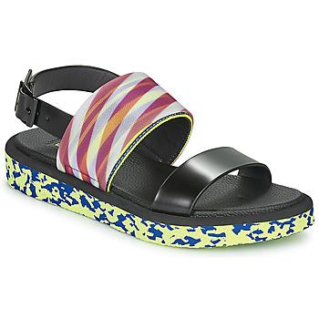 鞋子 女士 凉鞋 United nude OP SANDAL LO 黑色 / 黄色