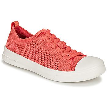鞋子 女士 球鞋基本款 Hush puppies 暇步士 SUNNY K4701 SA4 玫瑰色