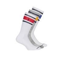 配件 男士 短筒襪 Polo Ralph Lauren 3PK OC CH ST-CREW-3 PACK 白色