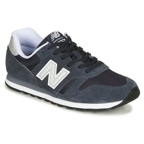鞋子 男士 球鞋基本款 New Balance新百伦 373 海军蓝