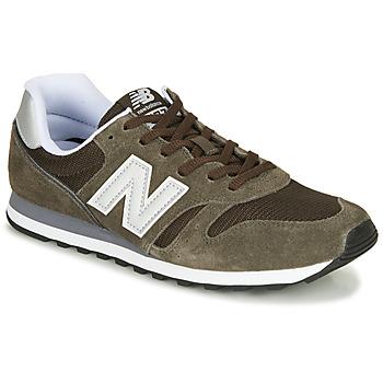 鞋子 球鞋基本款 New Balance新百伦 373 黄褐色