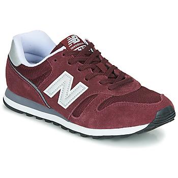 鞋子 球鞋基本款 New Balance新百伦 373 勃艮第酒紅