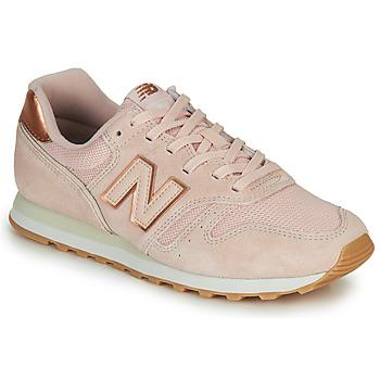 鞋子 女士 球鞋基本款 New Balance新百伦 373 玫瑰色