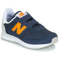 鞋子 儿童 球鞋基本款 New Balance新百伦 720 海军蓝 / 黄色