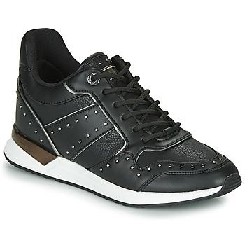 鞋子 女士 球鞋基本款 Guess FL5REJ-ELE12-BLACK 黑色