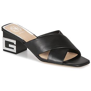 鞋子 女士 休闲凉拖/沙滩鞋 Guess MADRA 黑色