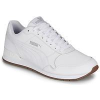 鞋子 男士 球鞋基本款 Puma 彪马 ST RUNNER 白色
