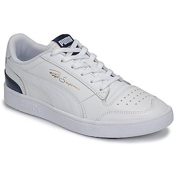 鞋子 球鞋基本款 Puma 彪马 RALPH SAMPSON 白色 / 海蓝色