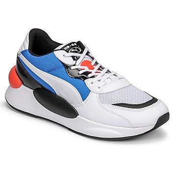 鞋子 男士 球鞋基本款 Puma 彪马 RS 9.8 MERMAID 白色 / 黑色 / 蓝色