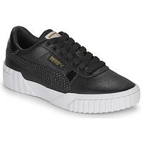 鞋子 女士 球鞋基本款 Puma 彪马 CALI 黑色