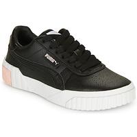 鞋子 女孩 球鞋基本款 Puma 彪马 CALI 黑色