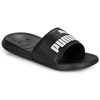 鞋子 拖鞋 Puma 彪马 POPCAT 黑色