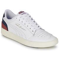 鞋子 男士 球鞋基本款 Puma 彪马 RALPH SAMPSON 白色 / 海蓝色 / 波尔多红
