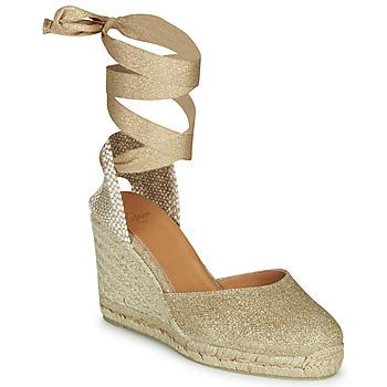 鞋子 女士 凉鞋 Castaner CARINA 金色
