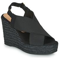 鞋子 女士 凉鞋 Castaner FEDERICA 黑色