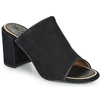 鞋子 女士 休闲凉拖/沙滩鞋 Superdry 极度干燥 EDIT MULE 黑色