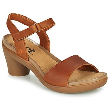 鞋子 女士 凉鞋 Art ALFAMA 棕色
