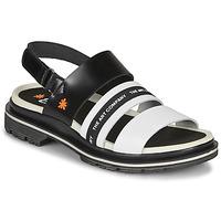 鞋子 女士 凉鞋 Art BIRMINGHAM 黑色 / 白色