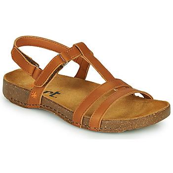 鞋子 女士 凉鞋 Art I BREATHE 棕色
