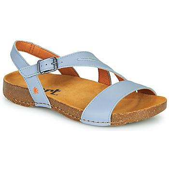 鞋子 女士 涼鞋 Art I BREATHE 藍色