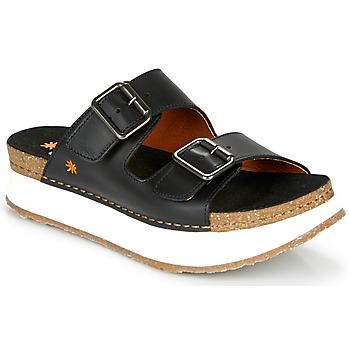 鞋子 女士 休闲凉拖/沙滩鞋 Art MYKONOS 黑色