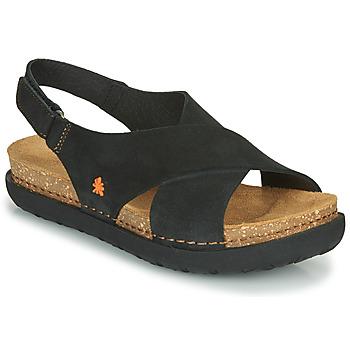 鞋子 女士 凉鞋 Art RHODES 黑色