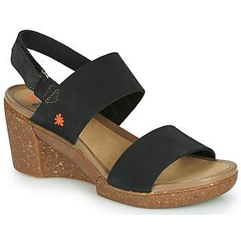 鞋子 女士 凉鞋 Art ROTTERDAM 黑色