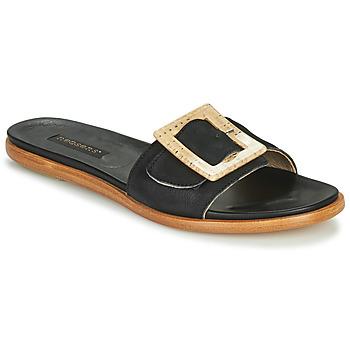 鞋子 女士 休閑涼拖/沙灘鞋 Neosens AURORA 黑色