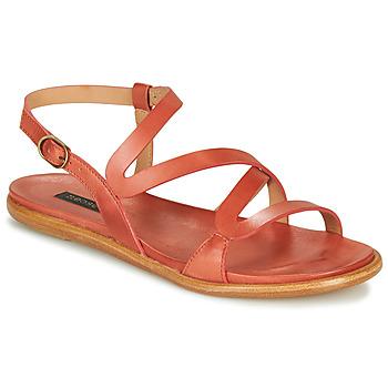 鞋子 女士 凉鞋 Neosens AURORA 红色