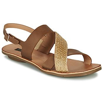 鞋子 女士 凉鞋 Neosens DAPHNI 棕色 / 米色