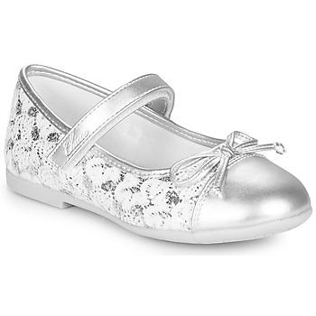鞋子 女孩 平底鞋 Chicco CLELIANA 银灰色