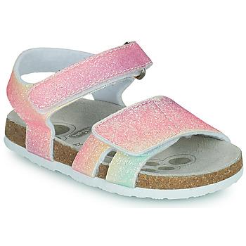 鞋子 女孩 凉鞋 Chicco FIORE 多彩