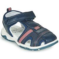 鞋子 男孩 运动凉鞋 Chicco CICCIO 蓝色