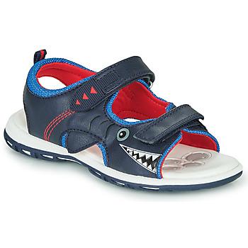 鞋子 男孩 运动凉鞋 Chicco CAIL 蓝色