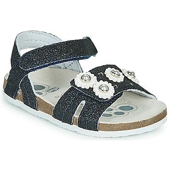鞋子 女孩 凉鞋 Chicco HELENA 海蓝色