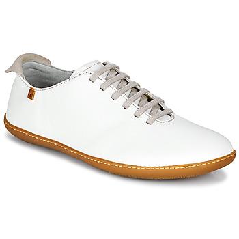 鞋子 女士 球鞋基本款 El Naturalista EL VIAJERO 白色