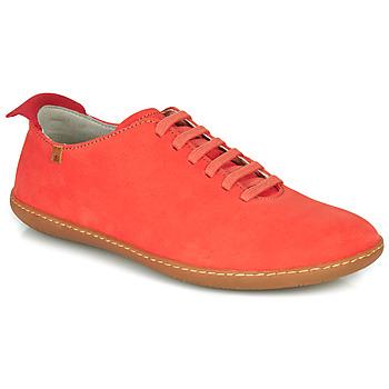 鞋子 女士 球鞋基本款 El Naturalista EL VIAJERO 珊瑚色
