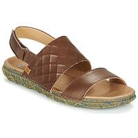 鞋子 女士 凉鞋 El Naturalista REDES 棕色