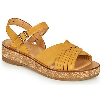 鞋子 女士 凉鞋 El Naturalista TüLBEND 黄色