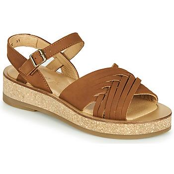 鞋子 女士 凉鞋 El Naturalista TÜLBEND 棕色