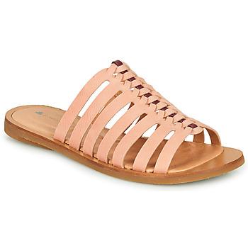 鞋子 女士 休闲凉拖/沙滩鞋 El Naturalista TULIP 玫瑰色