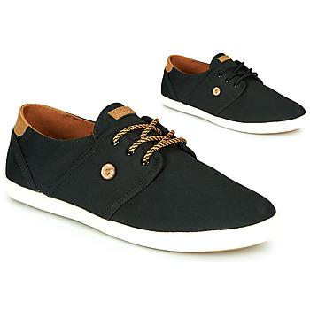 鞋子 男士 球鞋基本款 Faguo CYPRESS 黑色