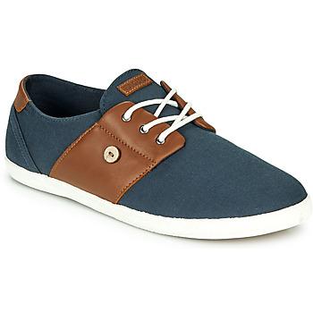 鞋子 男士 球鞋基本款 Faguo CYPRESS 海蓝色 / 棕色