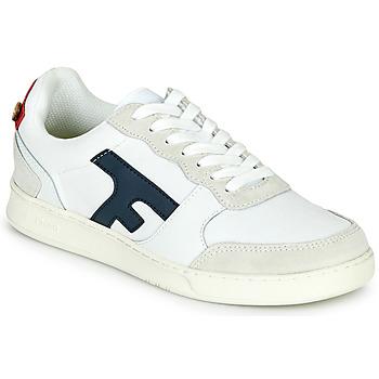 鞋子 球鞋基本款 Faguo HAZEL 米色 / 海蓝色 / 红色