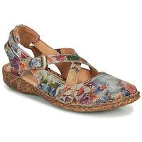 鞋子 女士 凉鞋 Josef Seibel ROSALIE 13 灰色 / 多彩